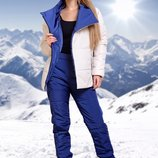 Женские лыжные костюмы теплые женский зимний лыжный костюм теплый синтепоне куртка штаны спортивные
