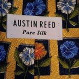 Красивый брендовый галстук Austin Reed.Шелк