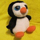 Пингвин.пінгвін.мягкая игрушка.мягка іграшка.мягкие игрушки.Russ Berrie