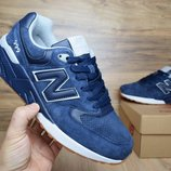 Кроссовки мужские New Balance 999 blue