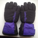 Перчатки лыжные Thinsulate,унисекс,очень теплые