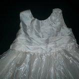 Новогоднее платье Ladybird 6-7л