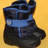 Сапоги, ботинки, сноубутсы Kamik р.22 - 23 стелька 14 - 14,5 см