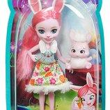 Кукла Бри Кроля Энчантималс 15 см Mattel Enchantimals Bree Bunny Doll DVH88