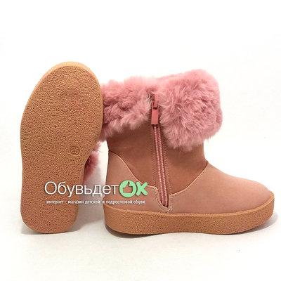 f5033eb3e Ботинки Шалунишка для девочек 25-30р: 375 грн - зимняя обувь ...