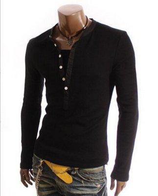 Свитшот, свитер с V-образным вырезом L, XL, XXL черный код 5