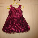 George Нарядное платье с сумочкой 1,5-2 года в идеале