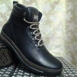 Стильные мужские зимние ботинки Madoks Распродажа