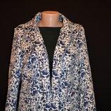 Кардиган пиджак без пуговиц накидка от George