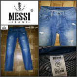 Messi Jeans, джинсы от звезды р. 30 пр-во Вьетнам Пот 37 длина 100
