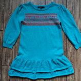 Платье теплое Autograph M&S 3-5 лет