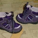 Зимние термо ботинки Super fit 22 р мембрана gore tex