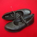 Балетки Ecco оригинал натур кожа 35 размер