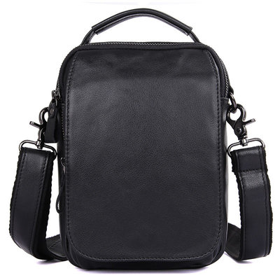 Мужская сумка барсетка City 2 из натуральной кожи