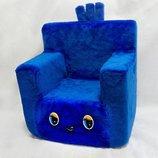 Детский Стульчик синий