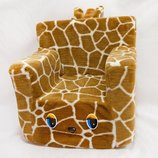 Детский Стульчик жаккард жираф
