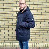 Мужская зимняя куртка 46, 48, 50, 52, 54, 58
