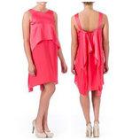 Платье коктейльное 2-х слойное Kenneth Cole New York размер m, l