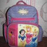 Шикарный рюкзак с принцессами Disnep Princess