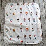 Непромокаемая пеленка MagBaby 60 80 см Девочки
