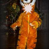Суперский костюм тигрёнка.