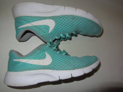 Кроссовки Nike Найк р.35 стелька 22см мята