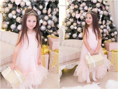 Платье Хлоя детское