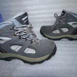 Ботинки Натуральная Кожа ~HI -TEC~технология WATERPROOF Индонезия р 36-37