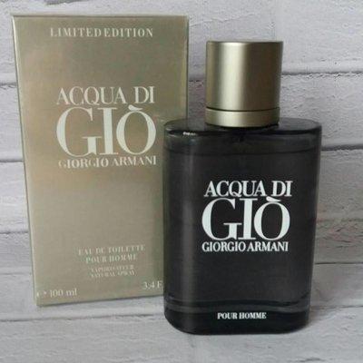 Giorgio Armani Acqua di Gio Limited Edition 100 мл для мужчин