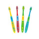 Glister Зубные щетки для детей 4 штуки