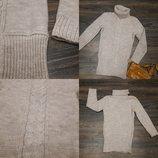 Теплый зимний свитер Размер 42-46