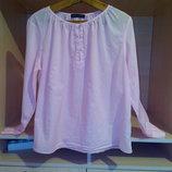 Блуза рубашка 14р на наш 50р