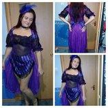 Карнавальное платье Кабаре взрослое.