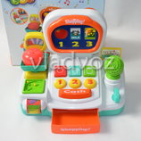 Игрушка детская касса со сканером keenway
