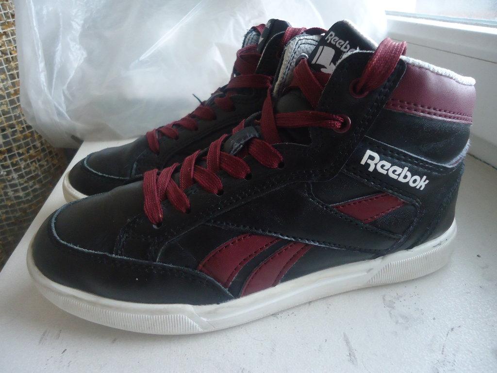 650e713f5c54 Стильные кроссовки REEBOK 33р. оригинал  640 грн - спортивная обувь reebok  в Ровно, объявление №15522057 Клубок (ранее Клумба)