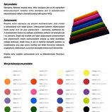 Бумага креповая 140 гофрированная цветная гофро папір кольор гафрований креповий канц школ шкіл креп