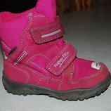 зимние ботиночки superfit 24 размер
