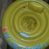 Круг для плавания малышам 6-12мес