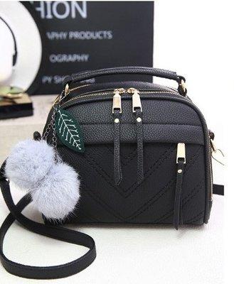 918e673cc639 Небольшая женская сумка через плечо с ручкой. Черная Кс58: 545 грн ...