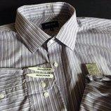 Мужская рубашка ROCHAS оригинал р XL