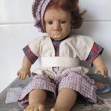 Характерная коллекционная кукла Simba