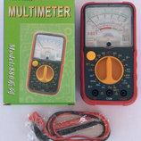Мультиметр тестер стрелочный 8801