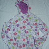 Trespass ветро-водонепроницаемая деми куртка на девочку 9/10 лет,134-140 см,сток