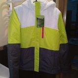 Лыжная термо куртка немецкая фирма Crane Мембрана Bionic-Finish eco рост 146/152, 170/176