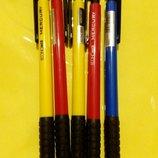 Карандаши механические. Цвета синий, желтый, красный