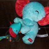 Слоненок и мама игрушка для малышей Fisher Price