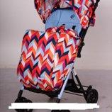 Детская коляска прогулочная AMORE M 3405-12-2 ромб