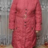 Женское зимнее пальто 52 рр