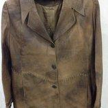 Куртка кожанная фирмы OCASSO by caretta 52-56