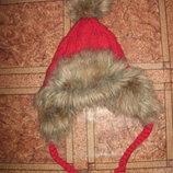 шапка акрил